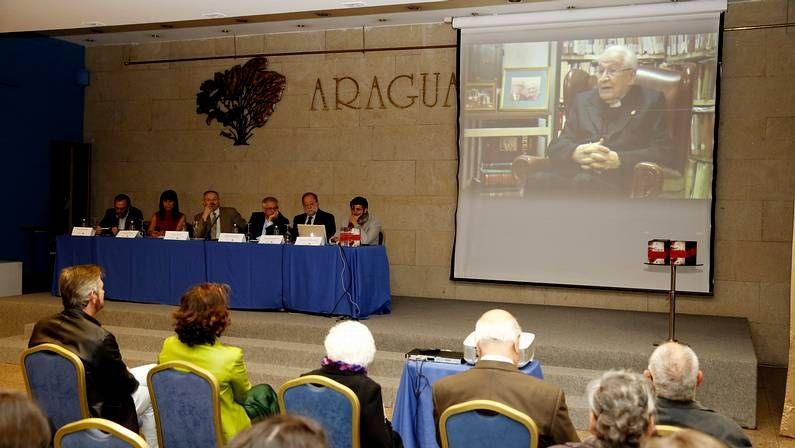 El proyecto audiovisual se presentó ayer en Santiago.