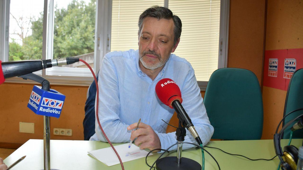 El alcalde, en RadioVoz