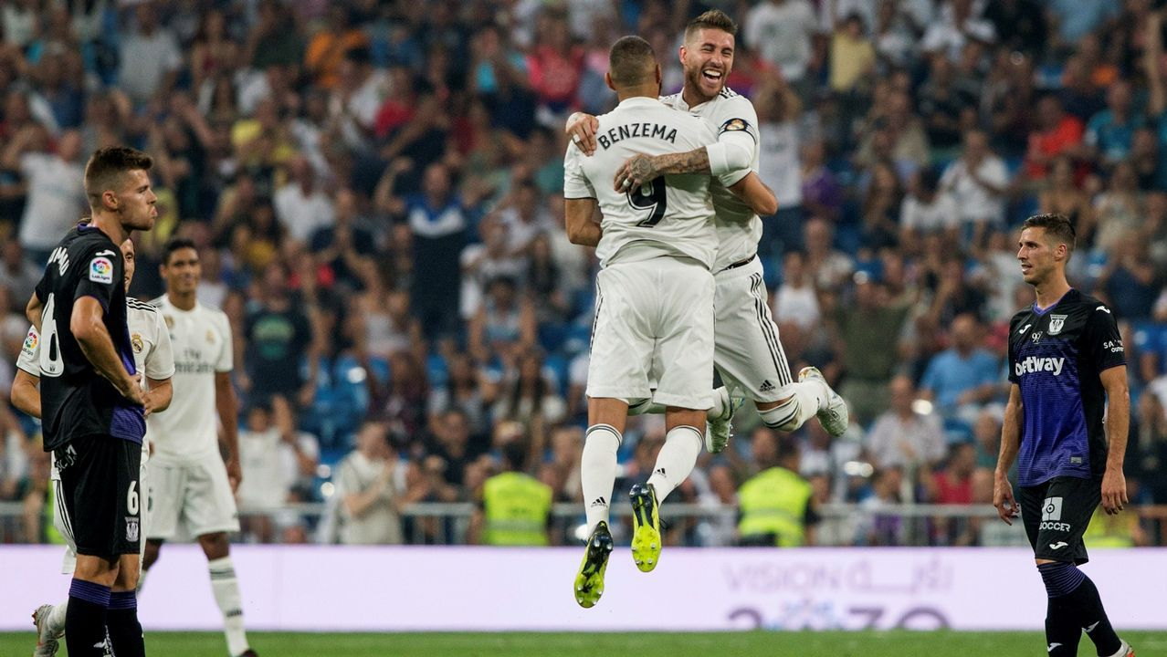 .Real Madrid-Leganés