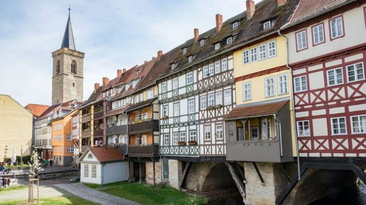Krämerbrücke (Alemania)