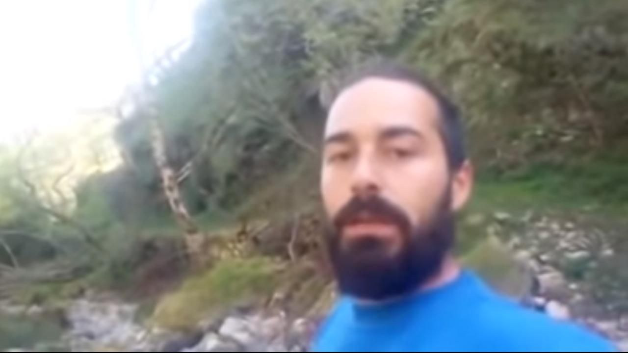 Nel Cañedo en el vídeo