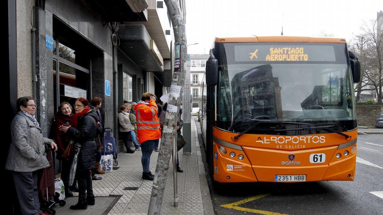 Accidentes aéreos en Galicia.Imagen de un Boeing 737 Max