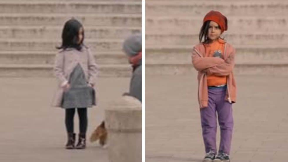 Omran, el niño que sobrevivió al bombardeo en Aleppo