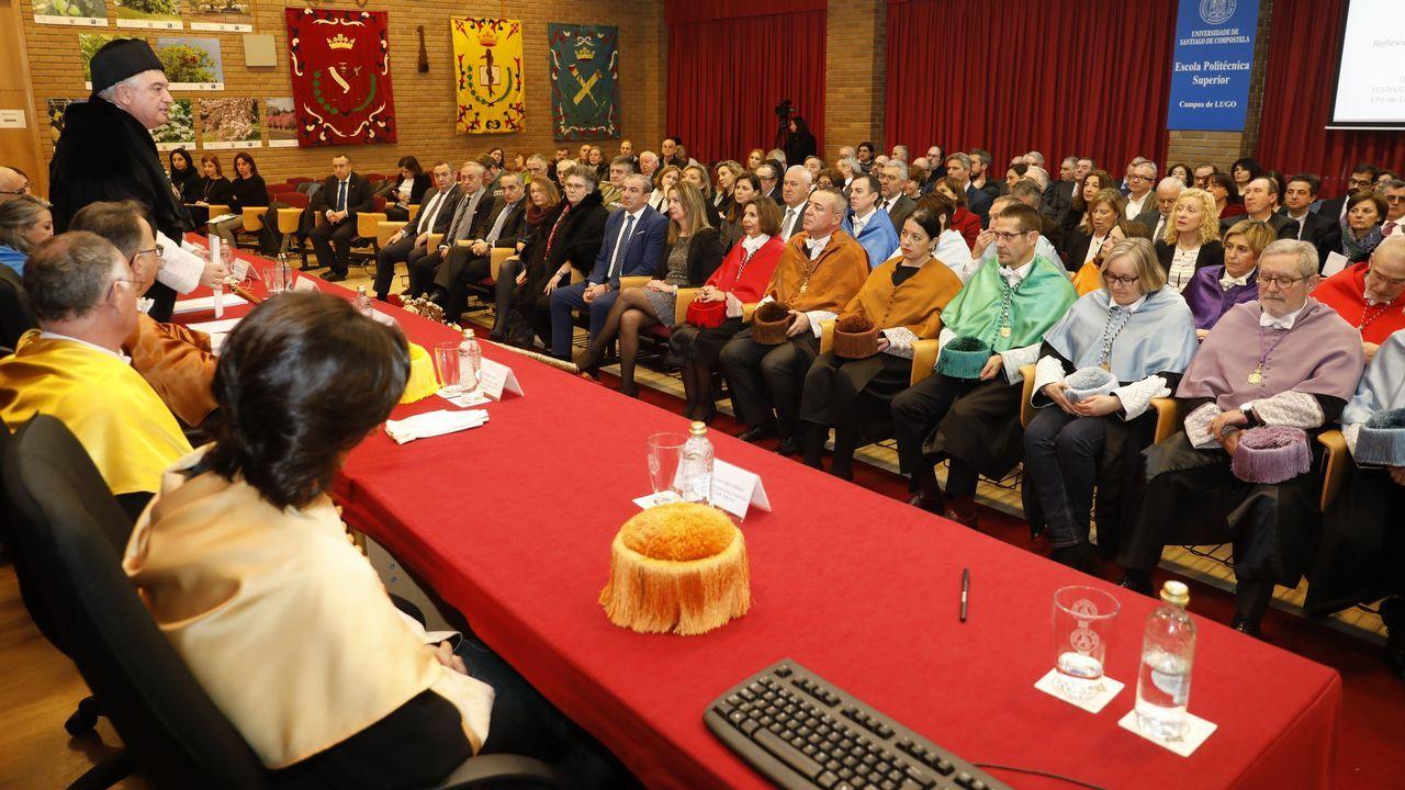 El pleno de Os Blancos aprobó transferir los servicios a la Diputación el pasado 20 de diciembre