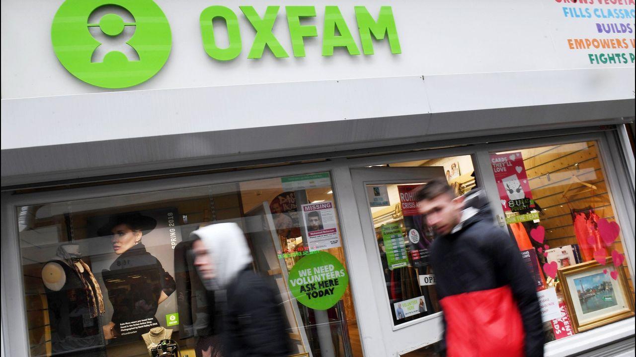 La filial española de Oxfam Intermón confiesa 4 casos de casos de abuso sexual