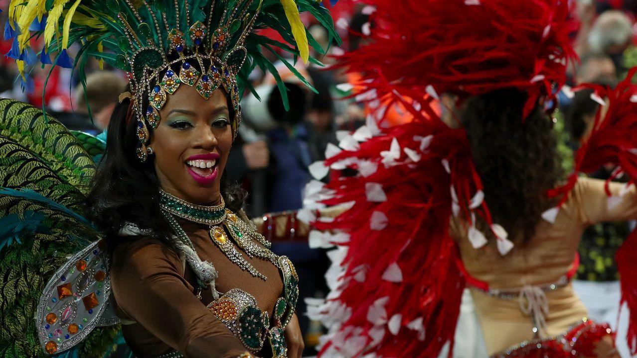El Carnaval llega a Wembley