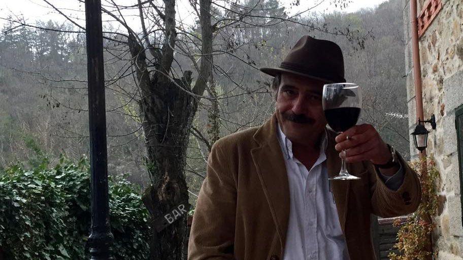 El escritor Carlos Ruiz Zafón.Rafael Reig