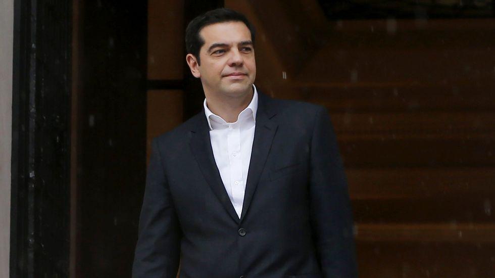 Tsipras parece decidido a cumplir sus promesas..