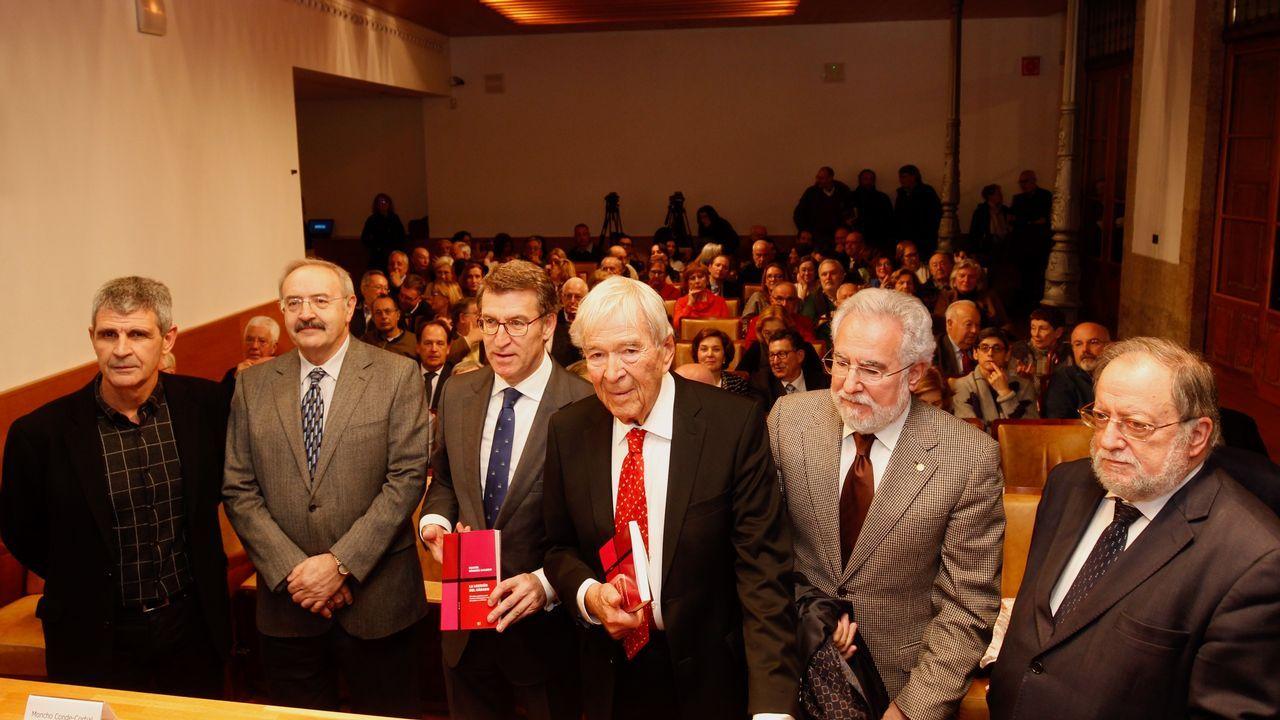 «Le debo la vida al cribado».El Consejo de Colegios Médicos de Castilla y León está integrado en su mayoría por hombres