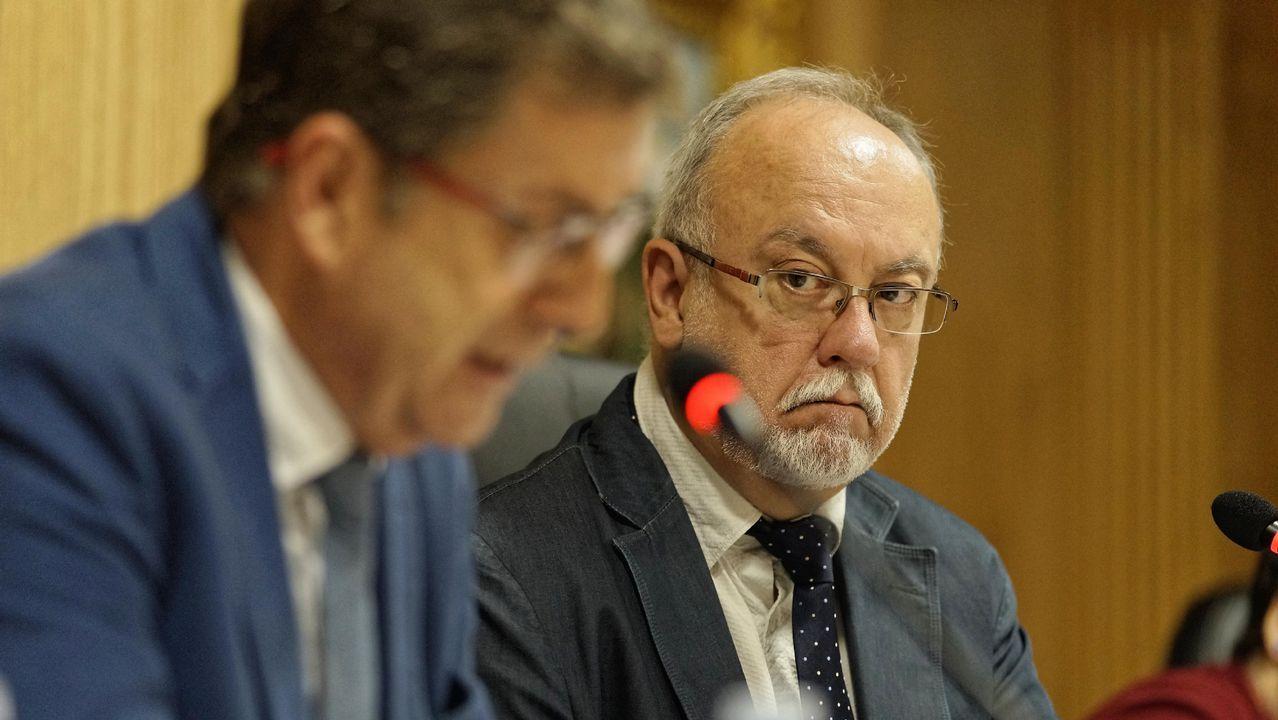 Juan Carlos Lameiro, vendedor de la ONCE en Verín, dio 175.000 euros en premios y tiró otros tantos a la basura porque nadie quiso los cupones