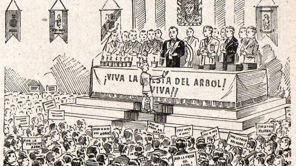 Leopoldo García-Alas García-Argüelles, en una foto tomada en Madrid, en 1936.Ignacio Loy y Jorge Uría