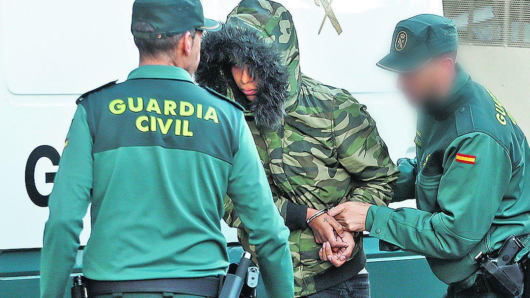 Uno de los miembros de los Betas detenido
