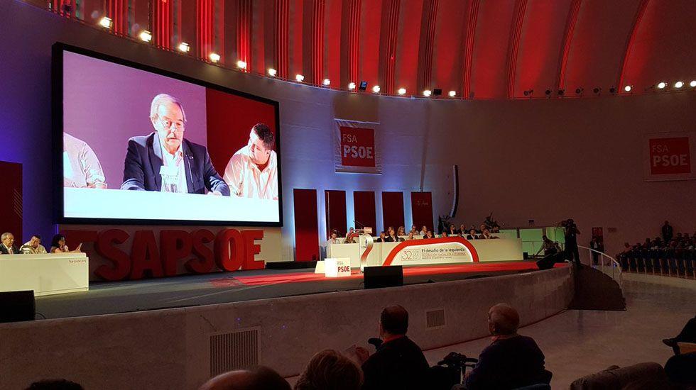 .El alcalde de Oviedo, Wenceslao López, preside el Congreso de la FSA