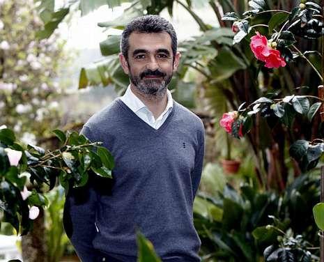 J. A. Liñares, directivo de Hostelería.
