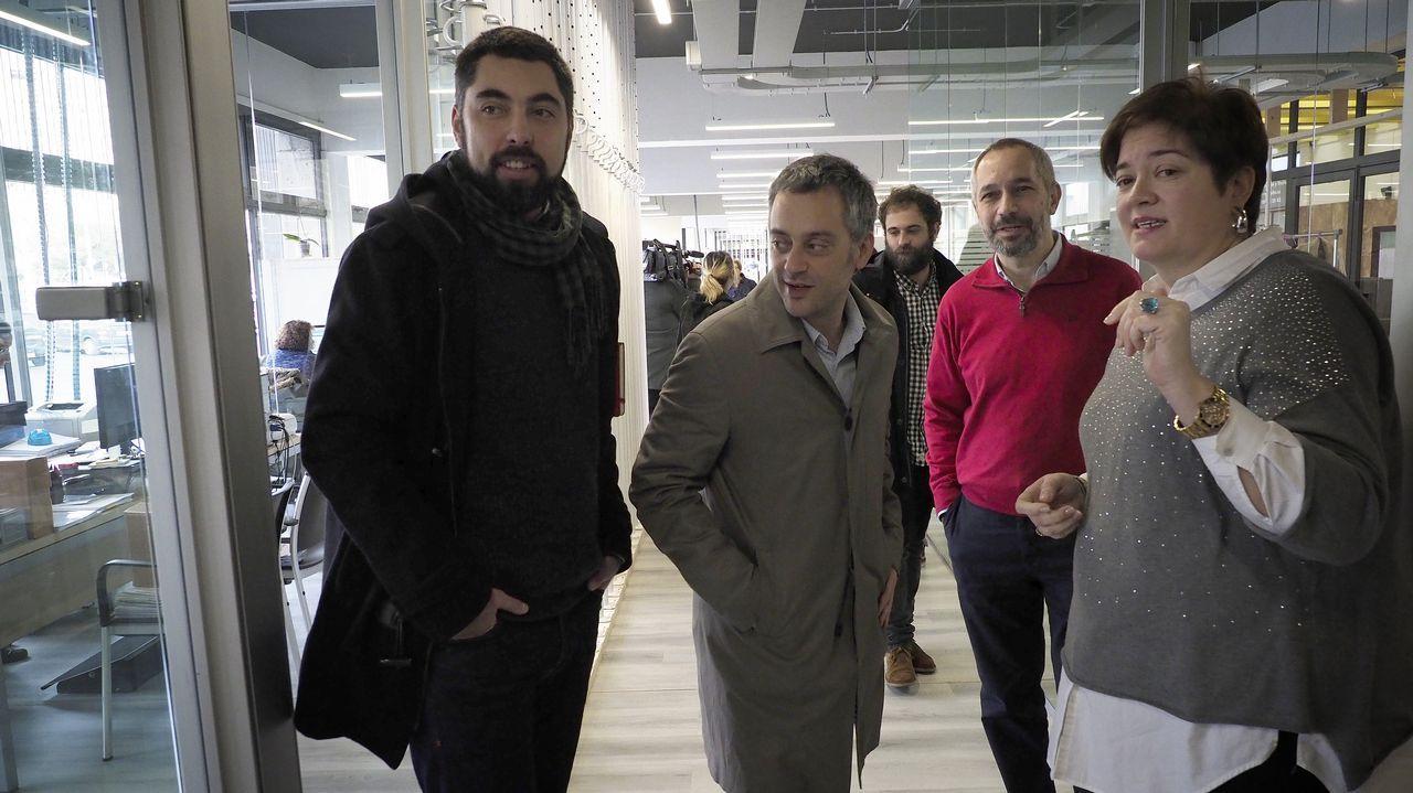 Sigue en directo el pleno municipal de A Coruña.Xiao Varela, al fondo, reunirá hoy a la Comisión de Urbanismo para informar a la oposición de los dictámenes del Consultivo