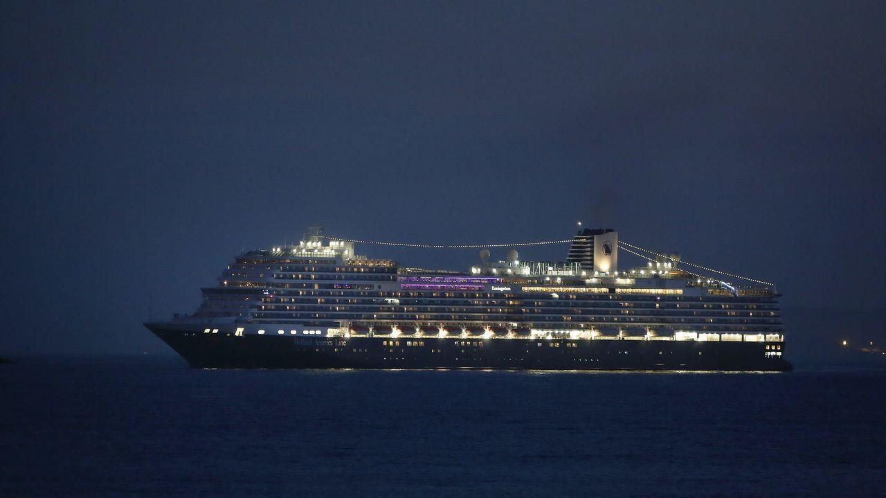 El crucero más madrugador