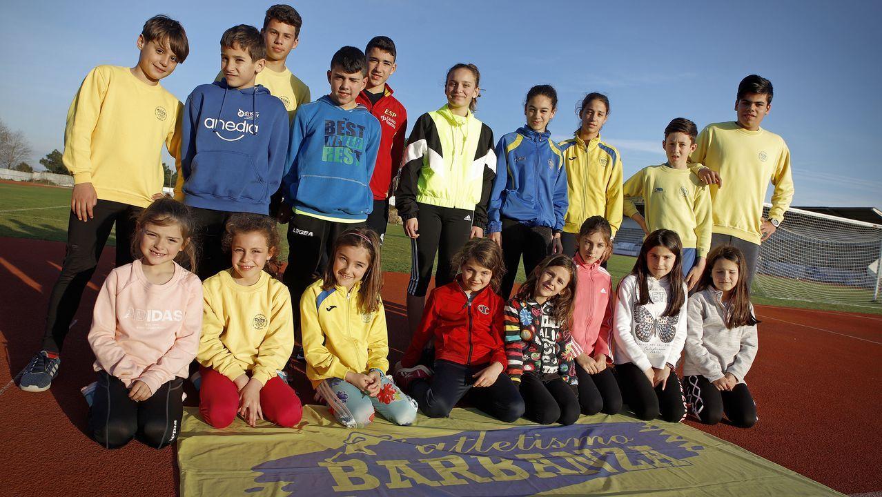 Deportistas gallegos con aspiraciones de ir a los Juegos Olímpicos de Tokio 2020