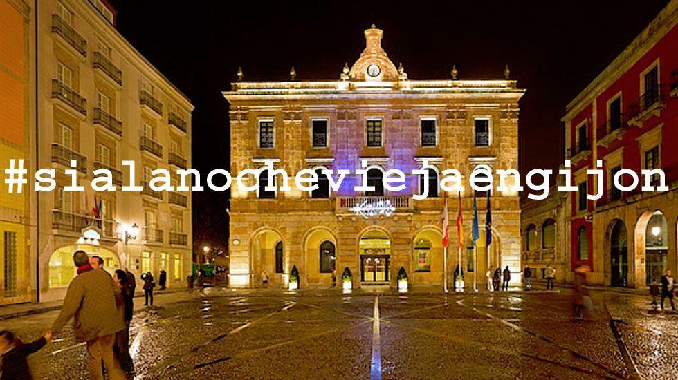 .Pleno del ayuntamiento de Gijón