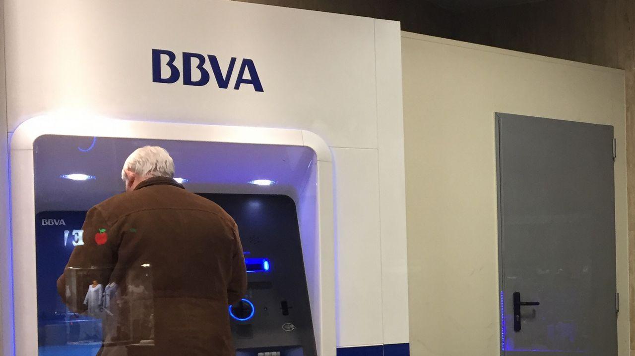 Oficina de Liberbank en Cuatro Caños, Oviedo