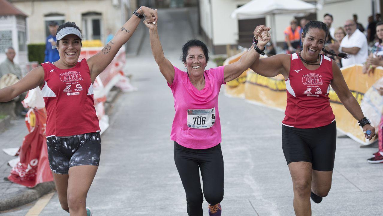 Concentraciones bajo el lema «Soy libre para correr»