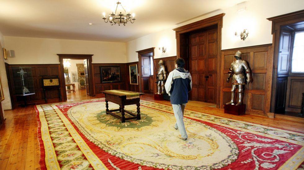 .Museo de castrelos. 5.952 visitas. El señorial pazo es segundo. Ademá de pintura europea, exhibe piezas de mobiliario de varias épocas y artes decorativas.