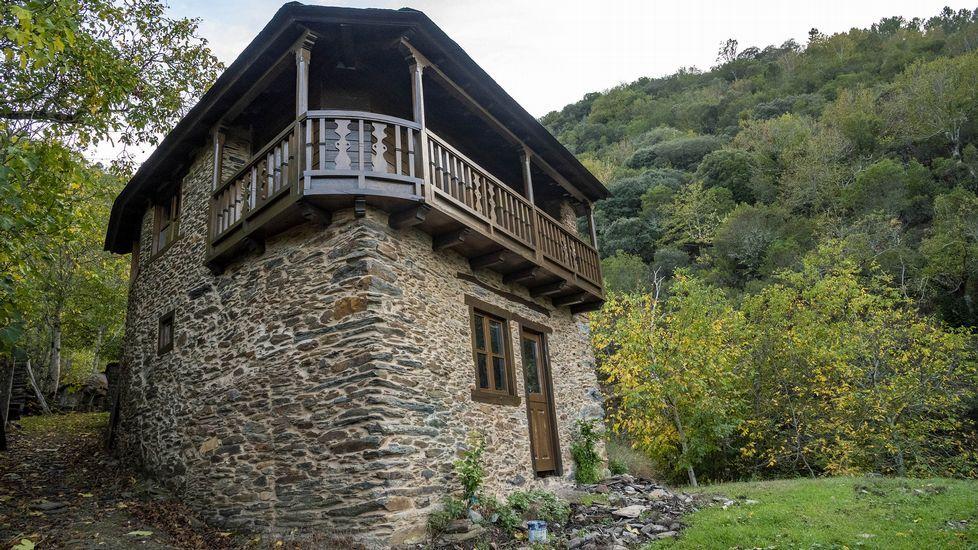 Una de las viviendas rehabilitadas en los últimos tiempos