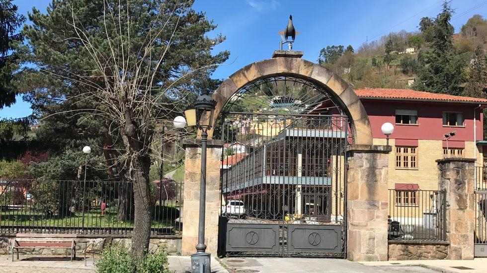 El restaurante el Urogallo en El Entrego