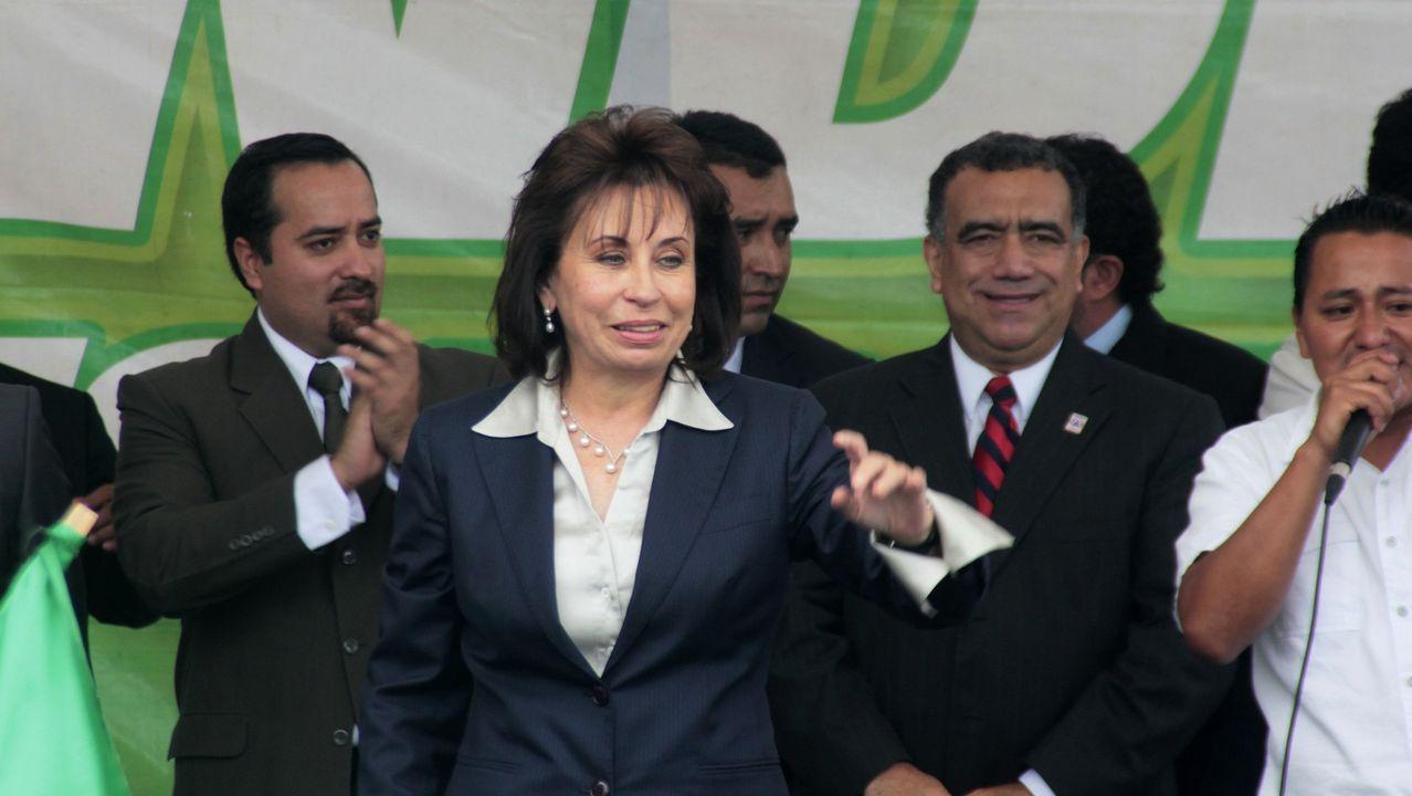 El perfil de Ignacio Cuesta.Sandra Torres concurrirá por segunda vez a las presidenciales tras ser derrotada en el 2015 frente a Morales