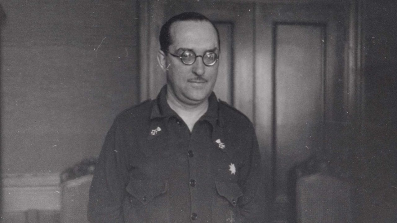El coronel y luego general Aranda