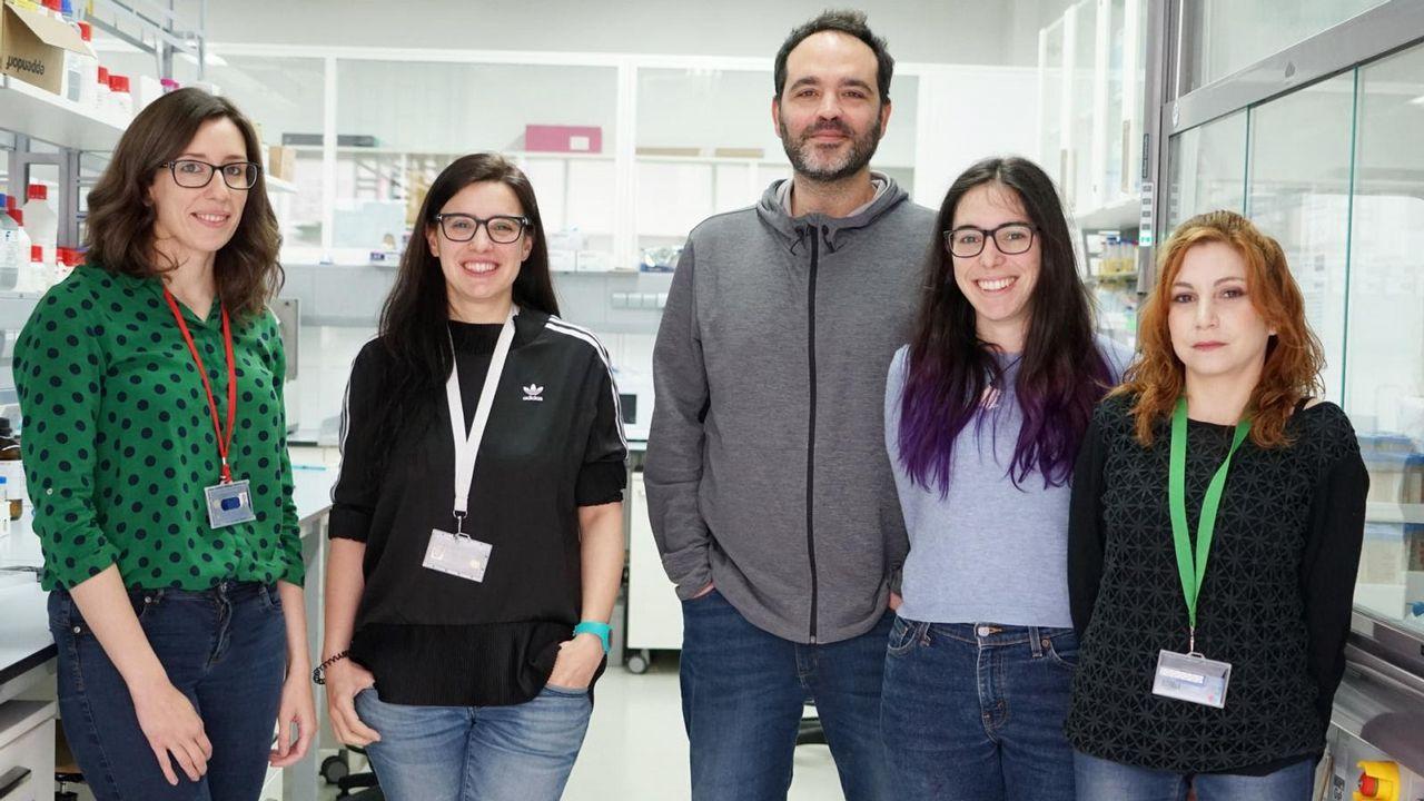 1.500 alumnos gallegos dan la mejor lección de investigación en A Coruña.Imagen del asteriode Itokawa y de un grano de una de sus rocas, visto a través del microscopio
