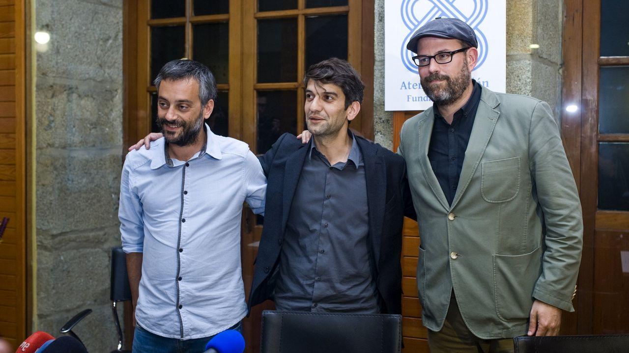 Quién es quién: Las principales dimisiones tras las municipales.Los alcaldes en funciones de A Coruña, Ferrol y Santiago
