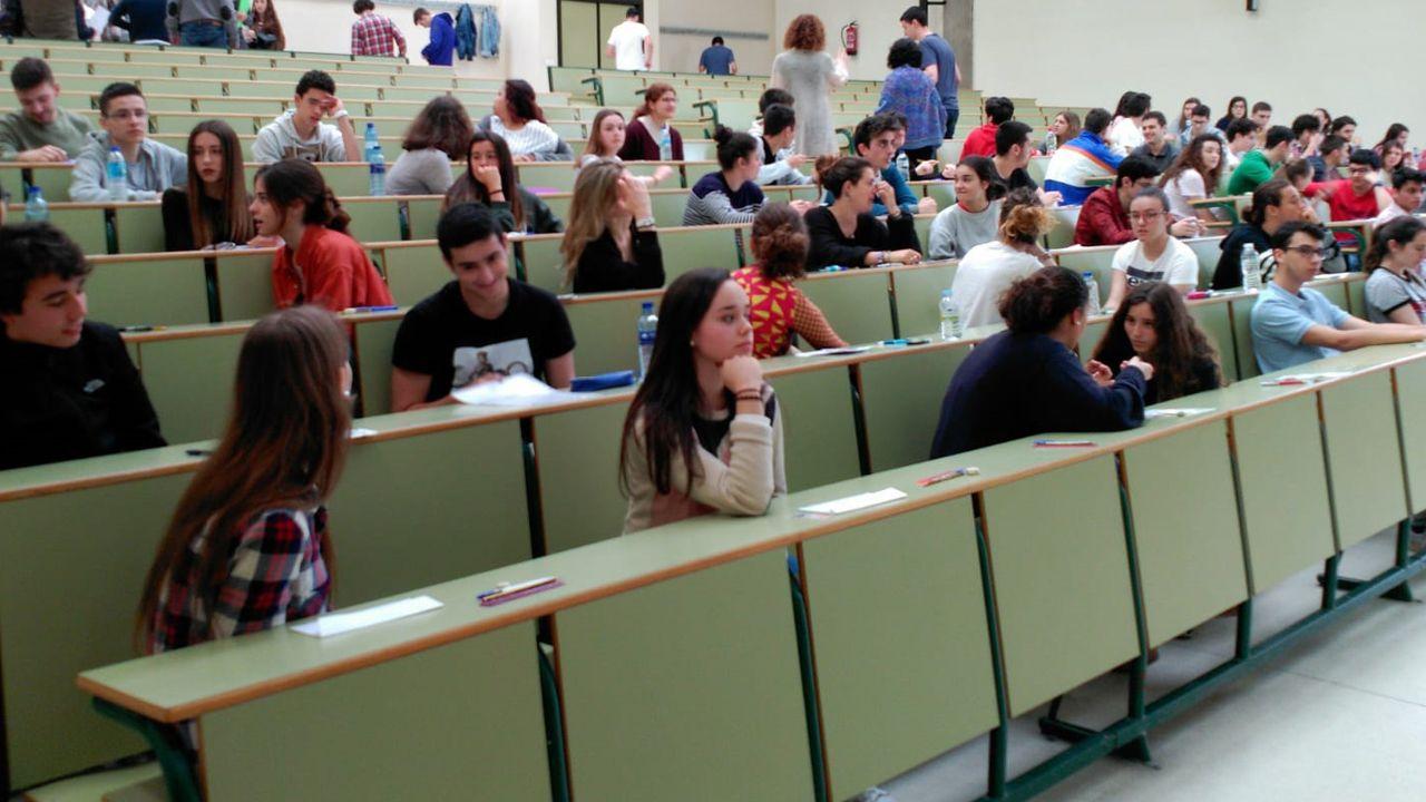 La EBAU da comienzo en Asturias