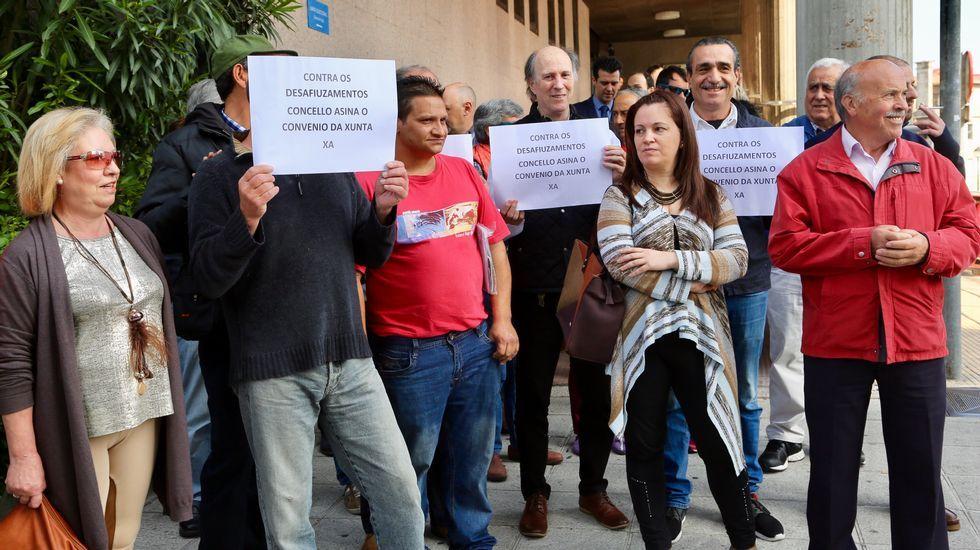 Manifestación de Vigo.