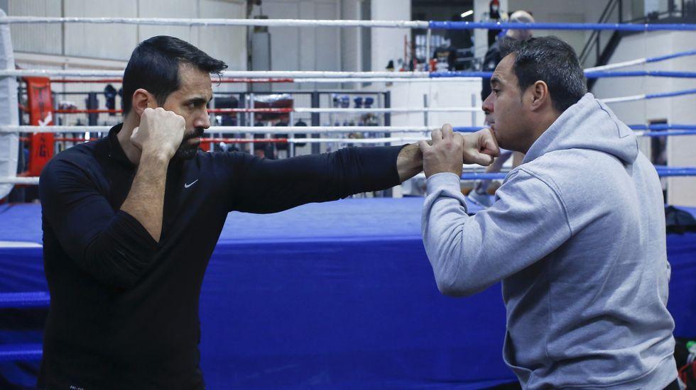 Boxeo, el territorio de la adrenalina.