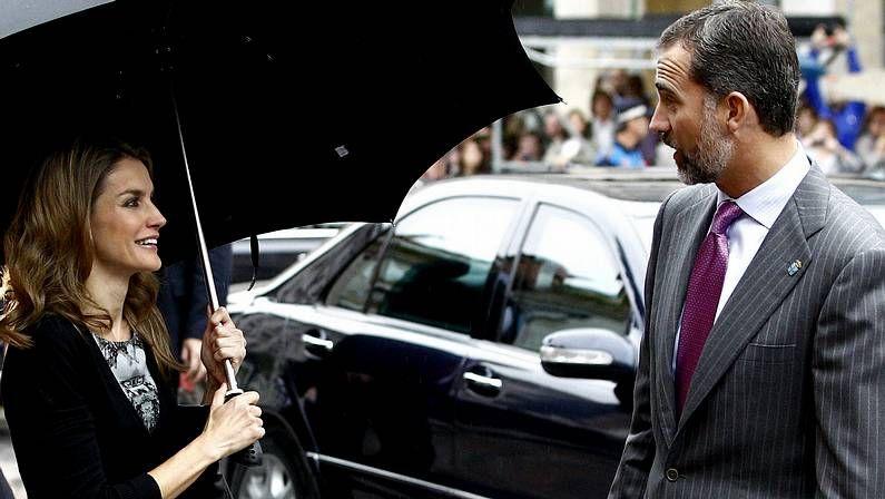 Letizia vuelve a Oviedo como reina