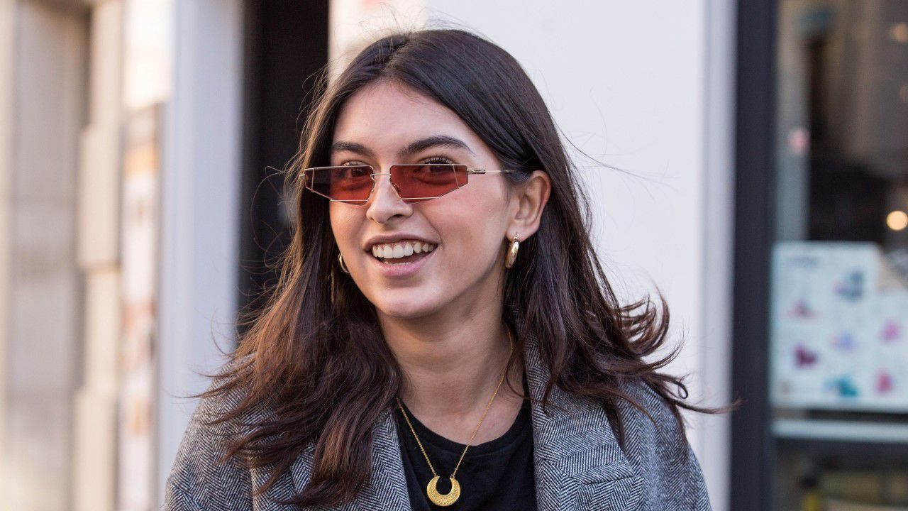 La modelo Lucía Rivera en una imagen de archivo