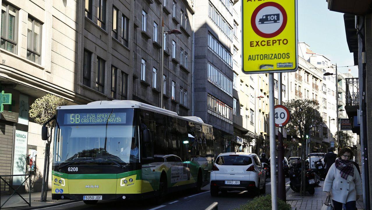 Tui se llena de portugueses que quieren repostar por el desabastecimiento en su país