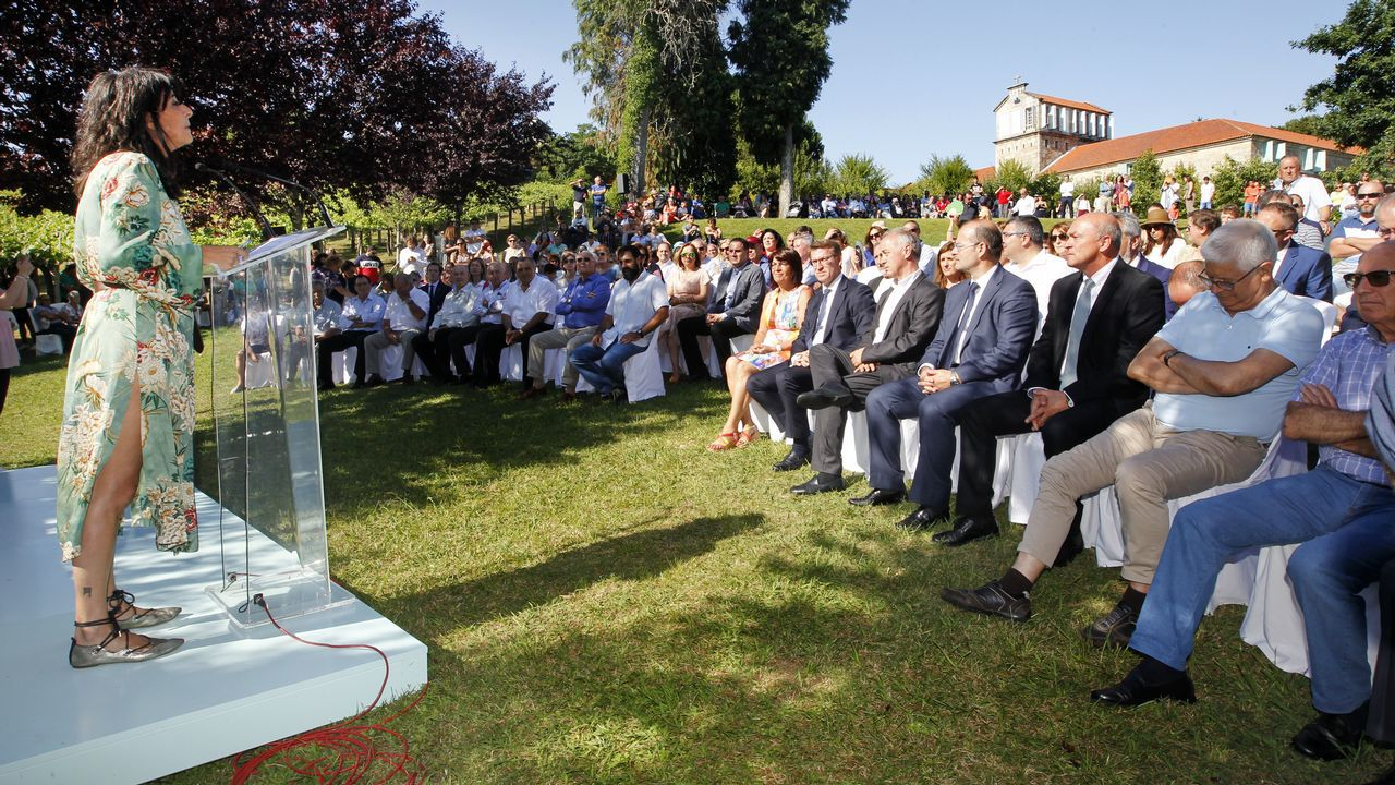 Condes de Albarei celebra su trigésimo aniversario.