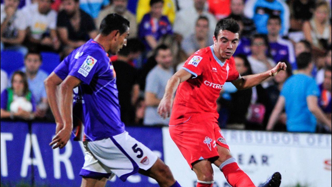 112 - Celta-Guadalajara (0-3) 16 de mayo del 2012
