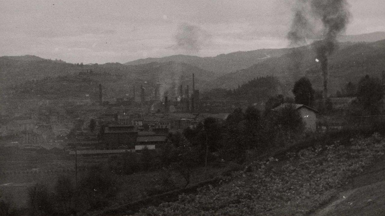 Sama de Langreo, 1937