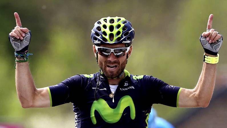 El Tour en vísperas del inicio.La etapa ourensana de La Vuelta a España fue presentada ayer en los Balcóns de Madrid en el Concello de Parada de Sil.