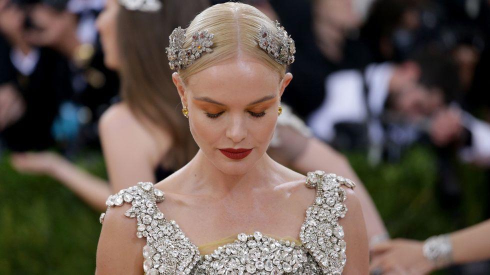 La actriz Kate Bosworth.