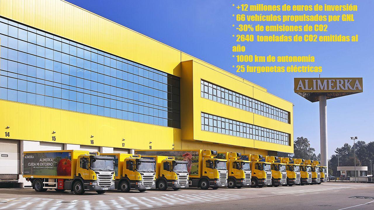 Pablo Casado revoluciona las listas electorales con los fichajes de toreros y periodistas.Nueva flota de camiones de Alimerka