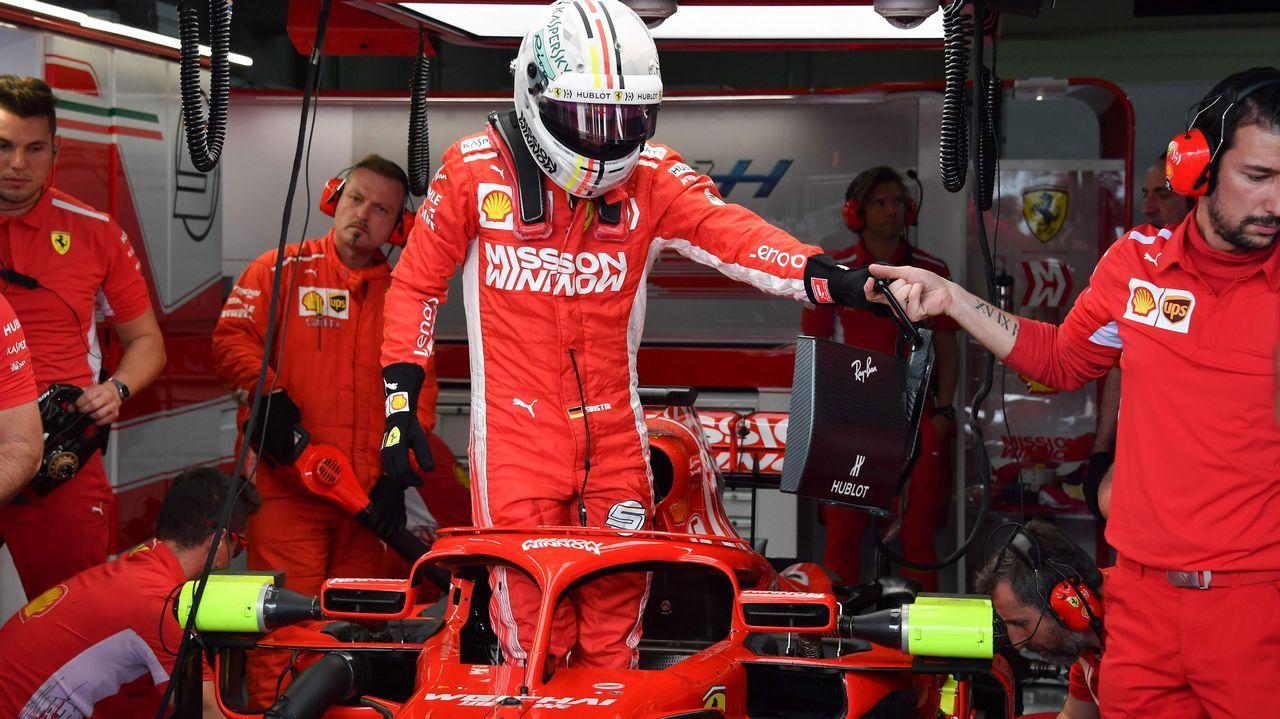 El Cangas devora al Teucro.Fernando Alonso