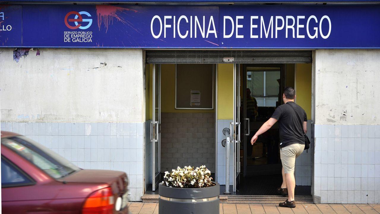 Galicia la tercera comunidad donde m s baj el paro en junio - Oficina de empleo galicia ...