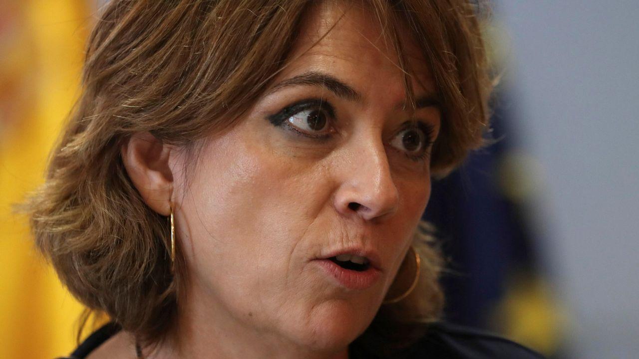 .Dolores Delgado, ministra de Justicia