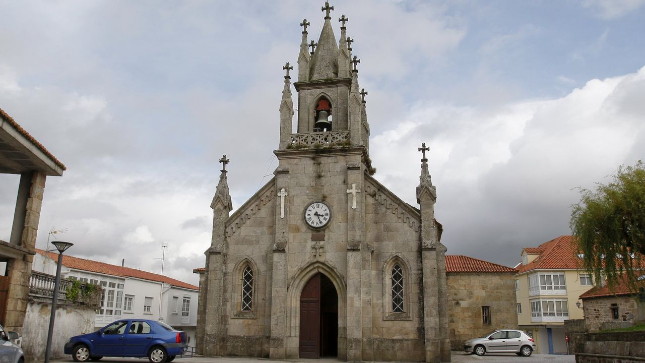 Faro cabo Vilán