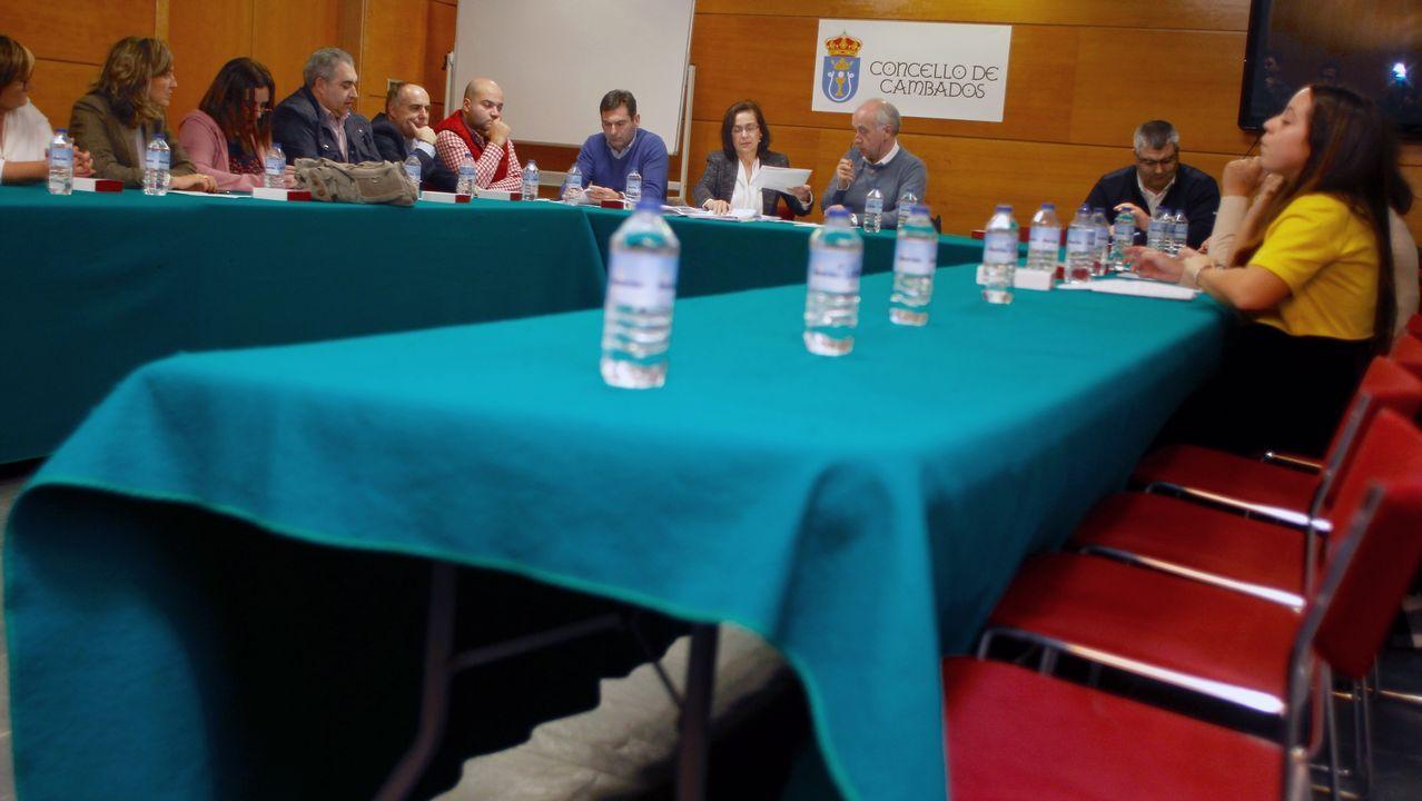 La sede de Duro Felguera.Los principales destinos del sector del transporte por carretera desde Asturias