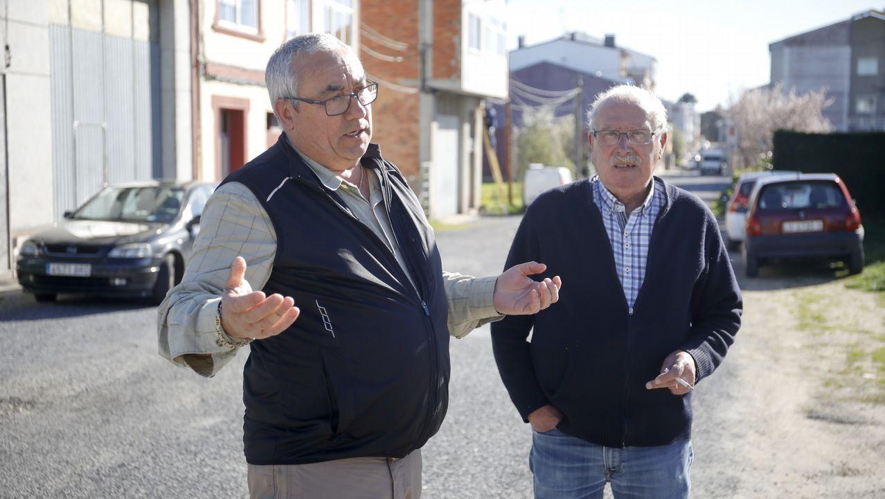 Continúa el conflicto entre vecinos y okupas en el barrio lucense de As Gándaras.El chef asturiano José Andrés