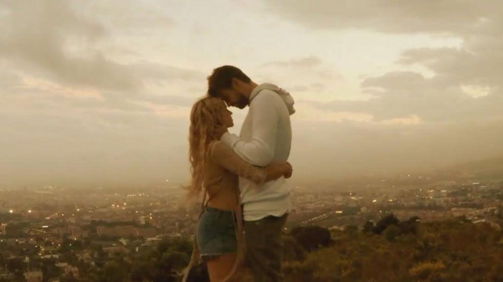 «Me enamoré», la declaración de Shakira a Piqué